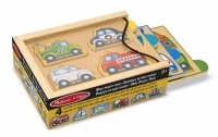 Mini-Puzzle Pack Vehicles